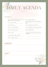 Pastel Bordered Personal Planner (1)